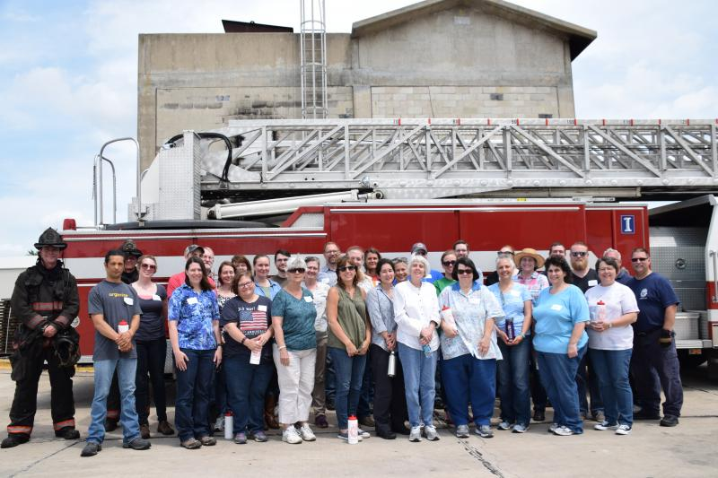 2018 IFSI attendees